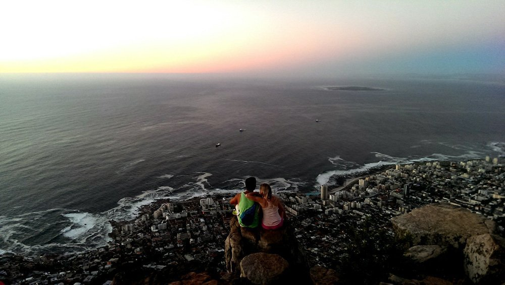 top of Lions head