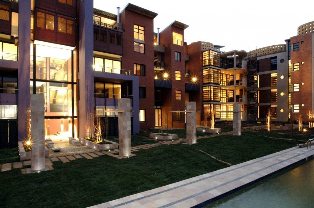 """Think you got a lot of cash because you're moving to a third world country in """"Africa""""? Try looking at apartments in Melrose Arch..."""