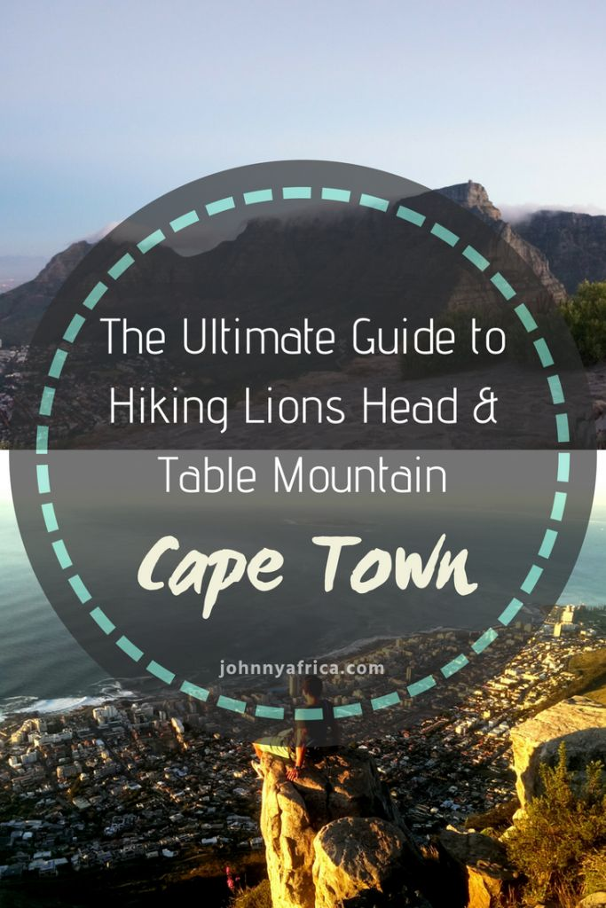 Cape Town Hiking: Ultimate Guide To Table Mountain And Lion\'s Head
