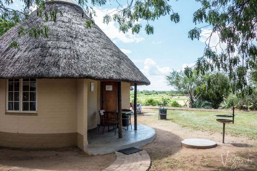 Accommodations at the Kruger. A budget bungalow stay