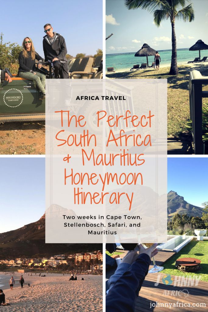The Perfect South Africa Honeymoon Itinerary And Guide