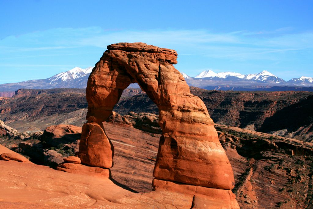 Arches national park arch