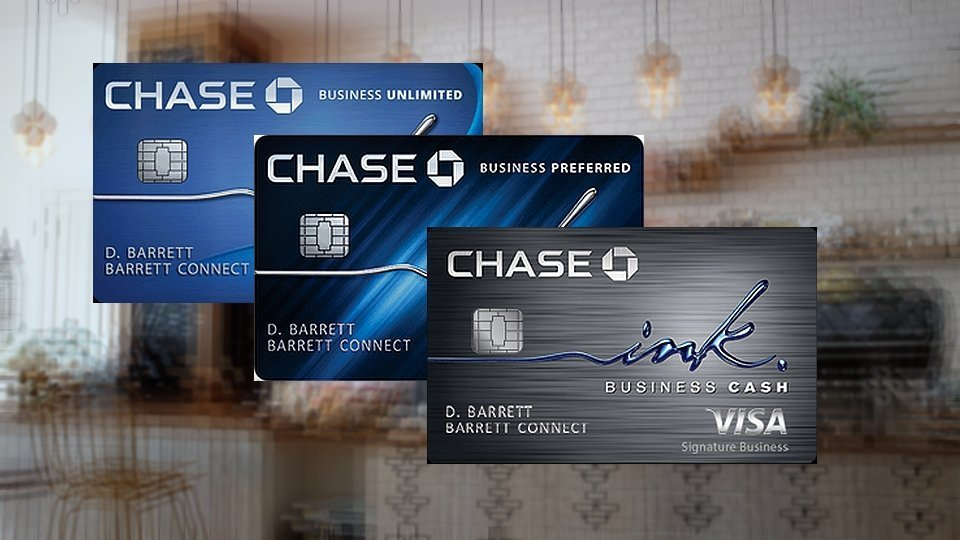 chase ink busines