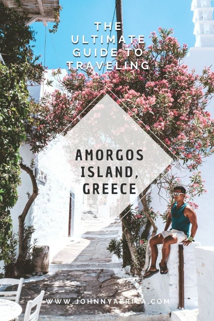 The Ultimate Travel Guide For Amorgos: Greece\'s Most Dramatic Island