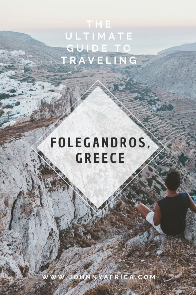 The Ultimate Folegandros Travel Guide - A Slice Of Greek Paradise