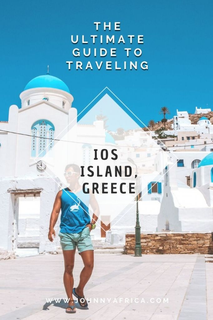 Visiting Ios: The Greek Party Island With So Much More