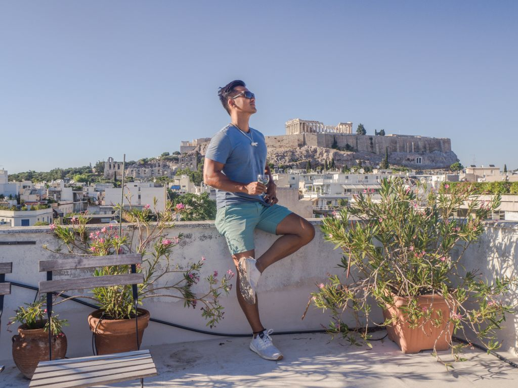 airbnb athens